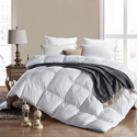 WENERSI White Goose Down Comforter - Full / Queen Size