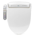 BioBidet Prestige BB-800 Elongated White Bidet Toilet Seat