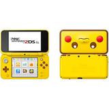 Nintendo New 2DS XL - 皮卡丘限定版