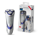 Philips Norelco Special Edition Star Wars R2-D2 Dry Electric Shaver