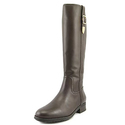 COACH Women's Easton Chestnut Extended Semi Matte Calf