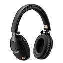 Marshall Monitor Bluetooth Wireless Over-Ear Headphone - Black
