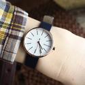 Skagen  Women's  SKW2592 Signatur Blue Leather Watch
