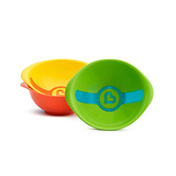 Munchkin White Hot Toddler Bowls - 3 Count