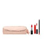Red Lip Bag