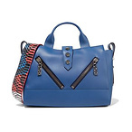 Kenzo leather tote