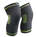 Sable Knee Compression Sleeves