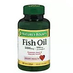 Odorless Fish Oil 1400 mg