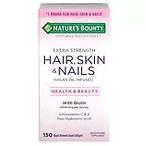 Hair, Skin & Nails Softgels