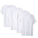 Calvin Klein Men's Undershirts Cotton Classics Multipack Crew Neck T-Shirts 4pk