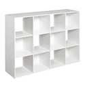ClosetMaid 12-Cube Cubeicals Organizer - White