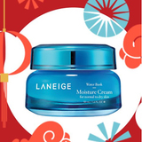 Laneige: Receive a Water Bank Moisture Cream with Purchase +  Primp & Polish Set and FREE shipping on $50 Purchase.