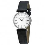 La Grande 系列黑色表带女士腕表