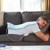 Sunbeam King-Size Heating Pad with UltraHeat Technology and Moist/Dry Heat