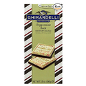 Ghirardelli Peppermint Bark Dark Chocolate Bar 3.5 oz. - 4 Count
