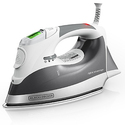 Black & Decker Digital Advantage Professional Steam Iron
