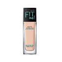 Maybelline Fit Me Matte + Poreless Foundation, Ivory, 1 fl. oz.