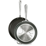 All-Clad Hard Anodized Nonstick 10-Inch & 12-Inch Fry Pan Cookware Set