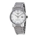 Tissot T-Classic Automatic Silver Dial Titanium Men's Watch