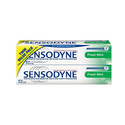 Sensodyne Fresh Mint Twinpack Toothpaste for Sensitive Teeth