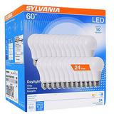 Sylvania Home Lighting LED Sylvania 60W Equivalent Light Bulb Lamp 24 Pack