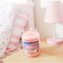 Yankee Candle Large Jar Candle, Pink Sands