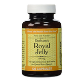 Durham's Royal Jelly 500 mg - 120 Capsules