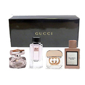 Gucci Variety Fragrance Set (4 Pc. Mini Set)