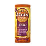 Metamucil Daily Fiber Powder Supplement 48 Dose