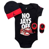 Finish Line:精选Nike&Jordan婴儿三件套最高 65% OFF