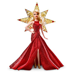 Barbie 芭比娃娃2017年节日收藏版