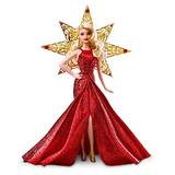 Barbie 2017 Holiday Doll, Blonde Hair