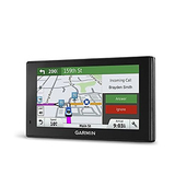 "Garmin 010-N1540-01 DriveSmart 60LMT GPS Navigator, 6.1"", Refurbished"