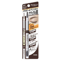 SANA New Born Eyebrow Mascara and Pencil-Grayish Brown