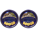 Royal Dansk Cookies Danish Butter 12oz Tin Case Pack 2