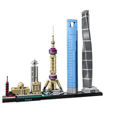 LEGO Architecture Shanghai 21039 Building Kit (597 Piece)