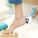 Amope Pedi Perfect Electronic Foot File with Diamond Crystals
