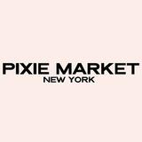 Pixie Market: 全场所有时尚单品可享 18% OFF