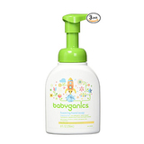 Babyganics 纯天然洗手泡沫 3大瓶