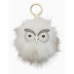 Snowy Owl Pouf