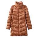 L.L.Bean Women's Warm and Light Down Coat