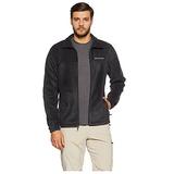 Columbia Men's Steens Mountain Full Zip 2.0 Fleece Jacket, Black, Large
