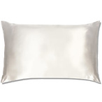 WHITE KING SIZE PILLOWCASE