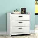 Homestar Central Park 3 Drawer Chest