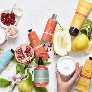 Crabtree & Evelyn: 100ml Hand Care Buy 2 Get 1 Free + 2 For $30
