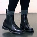 Dr. Martens 马丁靴女士真皮踝靴