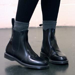 Dr. Martens Women's Flora Chelsea Boot