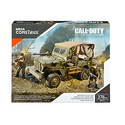 Mega Construx Call of Duty Infantry Scout Car Building Set
