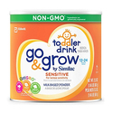 Go & Grow By Similac Sensitive Milk Based Toddler Drink, 23.2 Ounces (Pack of 6)