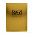 RAY GOLD FACIAL MASKS